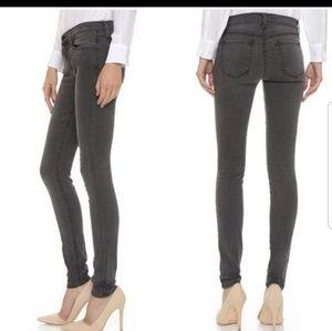 J Brand skinny leg gray dare Jean sz 29x29
